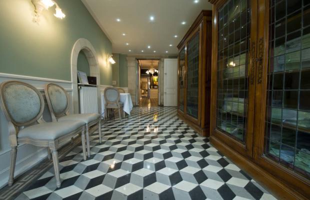 фото отеля Chateau du Clos de la Ribaudiere изображение №33