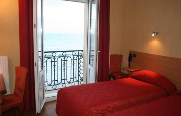 фотографии отеля Hotel Kyriad Plage Saint-Malo  изображение №11