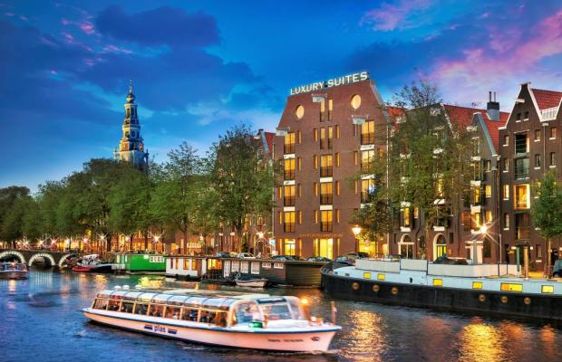 фотографии Luxury Suites Amsterdam изображение №4