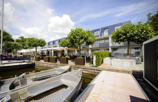 фото Fletcher Hotel Restaurant Loosdrecht-Amsterdam (ex. Princess Loosdrecht; Golden Tulip Loosdrecht) изображение №30