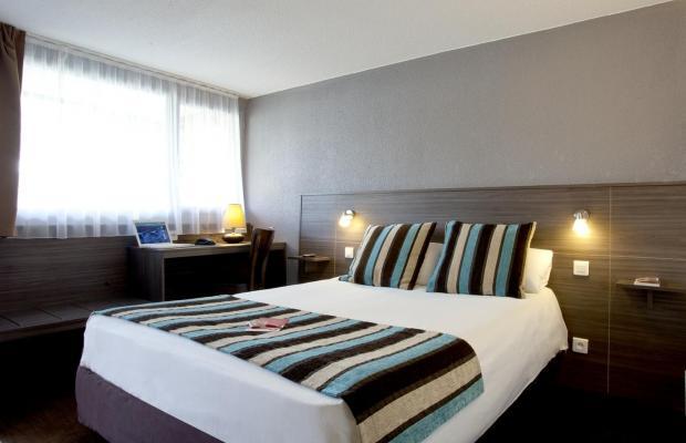 фотографии Inter Hotel Amarys Biarritz изображение №20