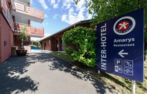 фото отеля Inter Hotel Amarys Biarritz изображение №5