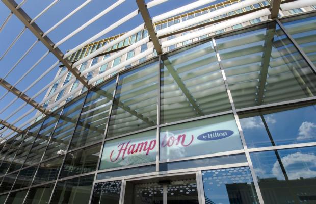 фото отеля Hampton by Hilton Hotel Amsterdam / Arena Boulevard изображение №33