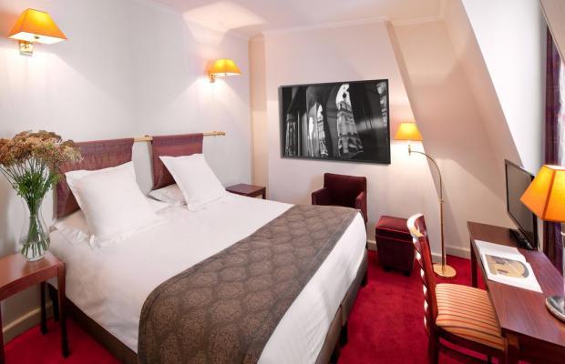 фотографии отеля Pavillon Monceau изображение №43