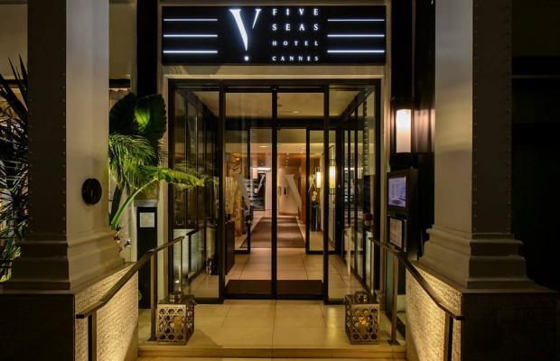 фото отеля Five Seas Hotel Cannes изображение №9