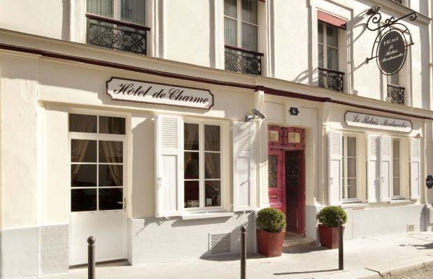 фото отеля Le Relais Montmartre изображение №5