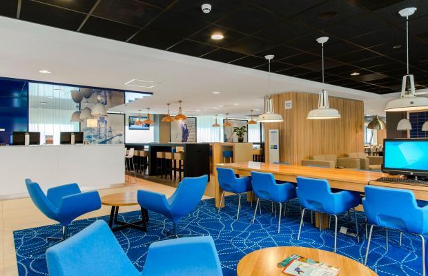 фотографии отеля Holiday Inn Express Rotterdam - Central Station изображение №15