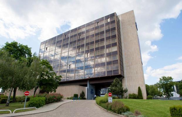 фотографии отеля Hilton Strasbourg изображение №3
