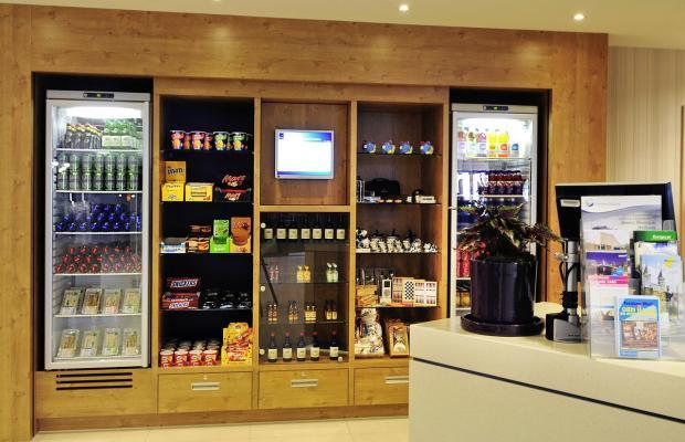 фотографии отеля Novotel Rotterdam Schiedam изображение №47