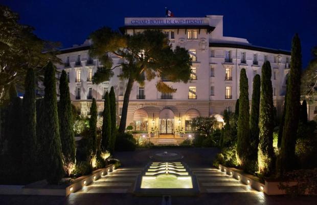 фотографии The Grand Hotel du Cap Ferrat, A Four Seasons Hotel изображение №4