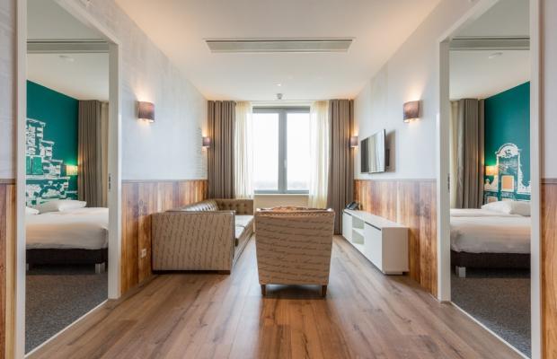 фотографии отеля Amsterdam ID Aparthotel изображение №19