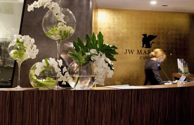 фотографии отеля JW Marriott Cannes (ех. Palais Stephanie by Sofitel) изображение №35