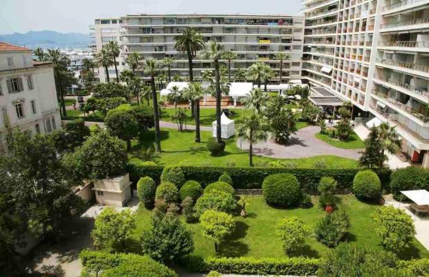 фото JW Marriott Cannes (ех. Palais Stephanie by Sofitel) изображение №18
