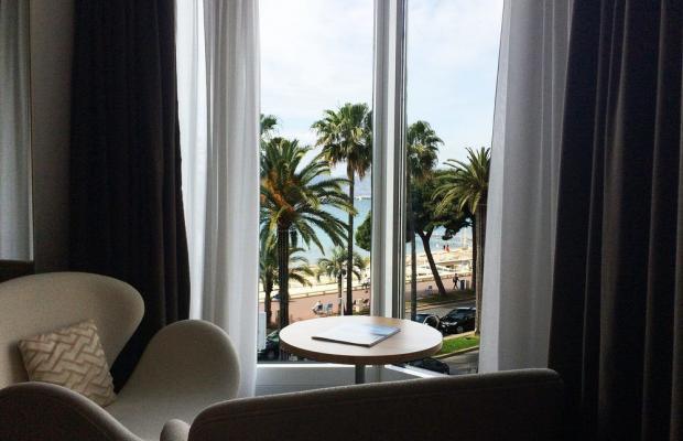 фото отеля JW Marriott Cannes (ех. Palais Stephanie by Sofitel) изображение №13