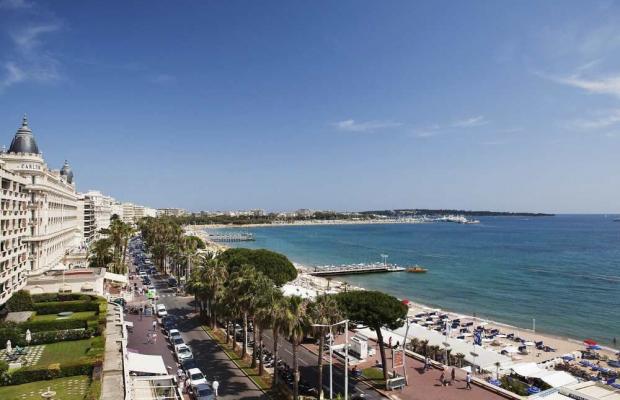 фото отеля JW Marriott Cannes (ех. Palais Stephanie by Sofitel) изображение №9