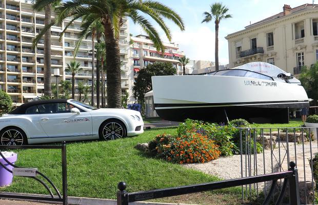 фото Le Grand Hotel Cannes изображение №2