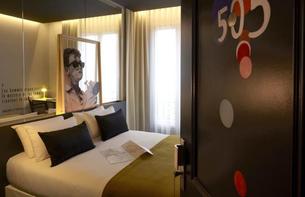 фотографии отеля Hotel Gaston (ex. Pavillon Pereire Arc de Triomphe) изображение №11
