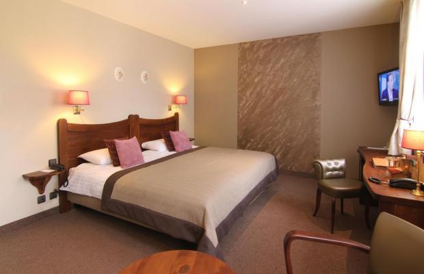 фото Romantik Hotel Beaucour изображение №30