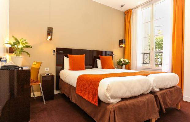 фотографии отеля Le Rocroy Hotel Paris изображение №7