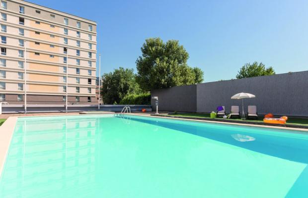 фотографии отеля Appart'City Confort Grenoble Alpexpo (ex. Park & Suites Elegance Grenoble Alpexpo) изображение №3