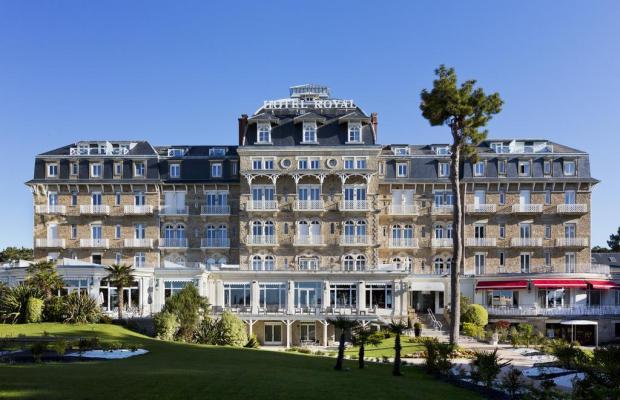 фотографии отеля Hotel Barriere Le Royal изображение №11