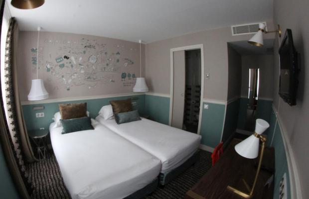 фотографии отеля Les Trois Poussins изображение №7