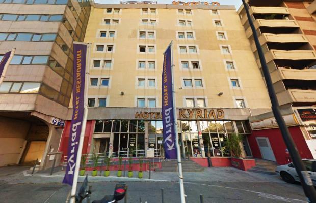 фото отеля Kyriad Marseille Centre Rabatau изображение №1