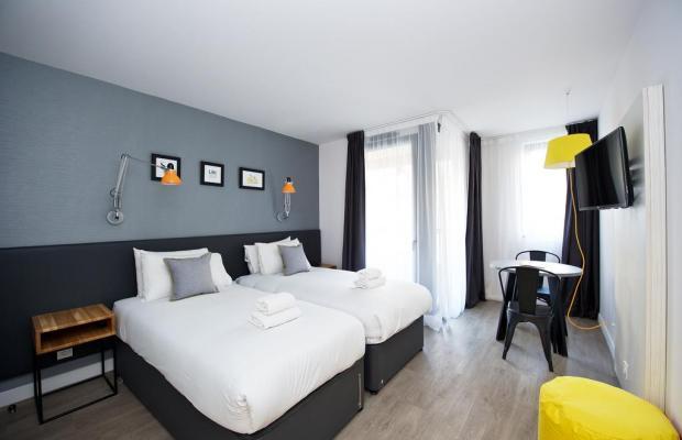 фото Staycity Aparthotels Centre Vieux Port (ex. Citadines Marseille Centre) изображение №22