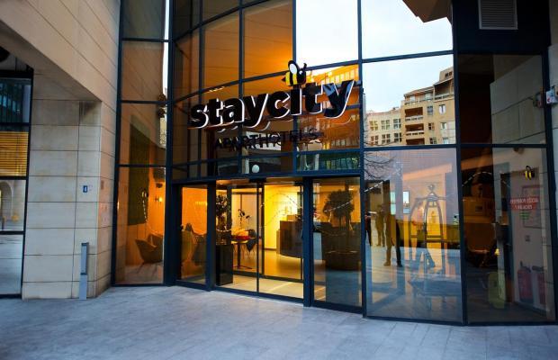 фото отеля Staycity Aparthotels Centre Vieux Port (ex. Citadines Marseille Centre) изображение №1