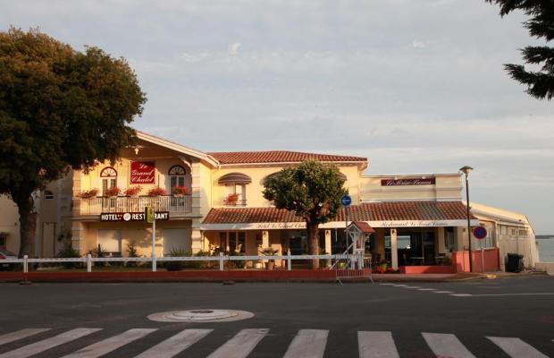 фотографии отеля Le Grand Chalet изображение №7