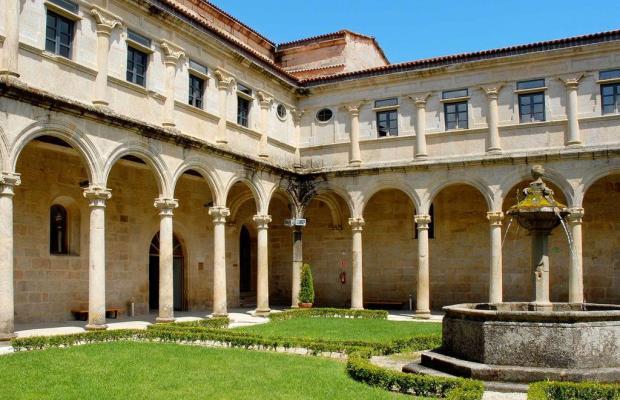 фото отеля Eurostars Monasterio de San Clodio изображение №1