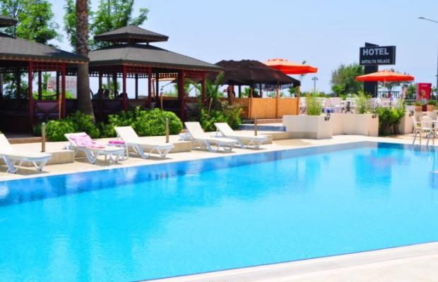 фотографии отеля Antalya Palace Hotel (ex. Grand Moonlight Hotel) изображение №3