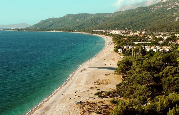 фотографии отеля Sentido Sultan Beldibi (ex. Paloma Beach Beldibi) изображение №27