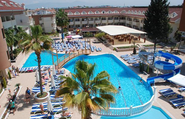 фото отеля Side Yesiloz Hotel изображение №13