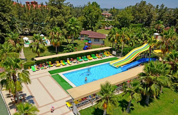 фотографии отеля Club Hotel Sidelya изображение №23