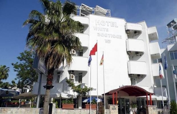 фото White Boutique Hotel (ex. Pamira Boutique hotel) изображение №10