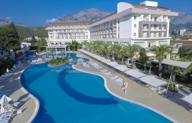 фото отеля Double Tree By Hilton Kemer (ex. Sauce Hotel Kemer; The Maxim Resort) изображение №1