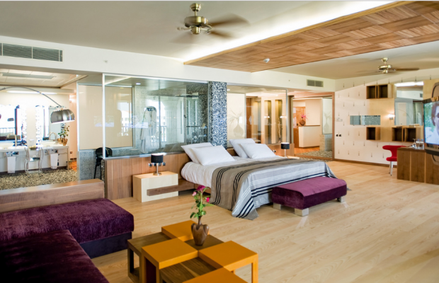 фото отеля The Kumul Deluxe Resort & Spa изображение №9