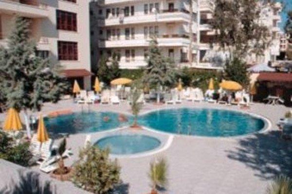 фото отеля Samira Apart Otel изображение №17