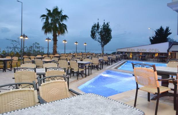 фотографии отеля Atan Park Hotel изображение №3