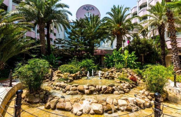 фотографии отеля Hotel Aqua изображение №59