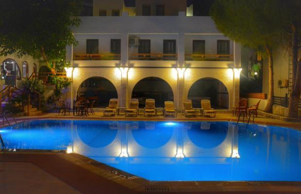 фотографии отеля Yildiz Hotel Bodrum изображение №3