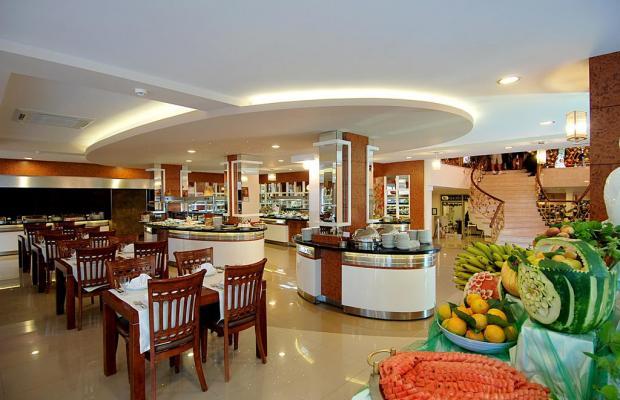 фотографии отеля Grand Okan изображение №27