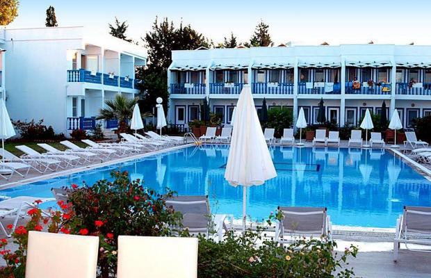 фотографии отеля Club Mestra Bodrum (ex.Poseidon Club; Moonstar Hotel) изображение №11