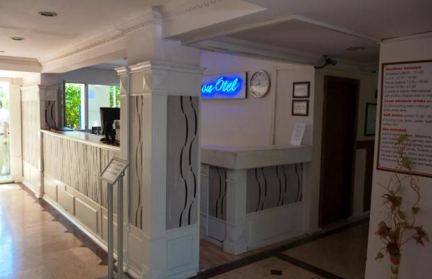 фотографии отеля Blue Lagoon Hotel изображение №11