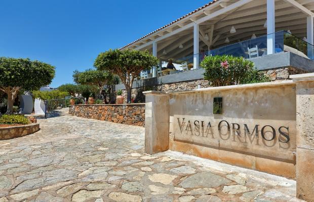 фотографии отеля Vasia Ormos (ex. Ormos and Crystal Hotel, Crystal Hotel) изображение №11