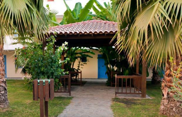 фотографии отеля Atlantica Thalassa Hotel изображение №19