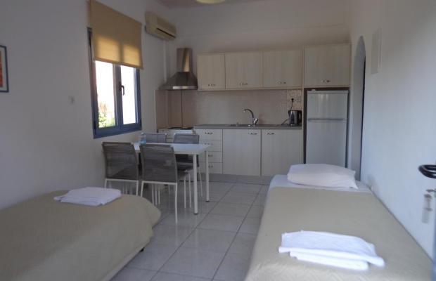 фотографии отеля Nikolas Apartments изображение №11