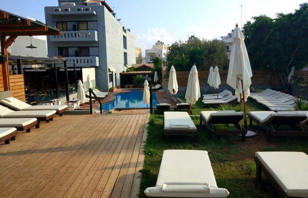 фото Indigo Inn Hotel (ex. Ariane Apart Hotel) изображение №2