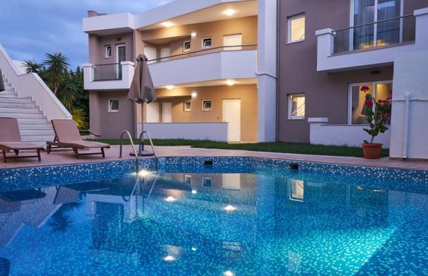 фотографии отеля Troulis Apart-Hotel изображение №11